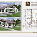 2014 - Деревянный дом №40-129 - 36