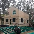 2016 - заміський будинок площею 108 м2 - 2