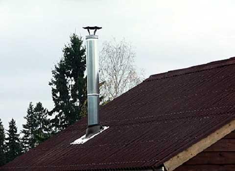 Дымоходы трубы на крыше фото сендвич дымоходы монтаж