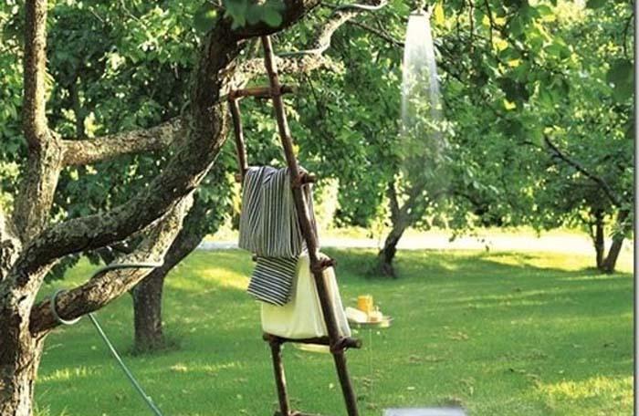 25 доступних ідей для оформлення подвір'я