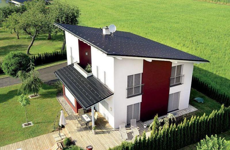 Пасивний ландшафт для енергоефективного будинку