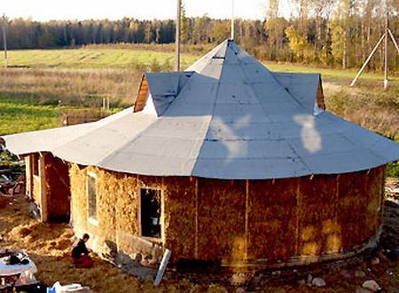 Житель сонячного будинку