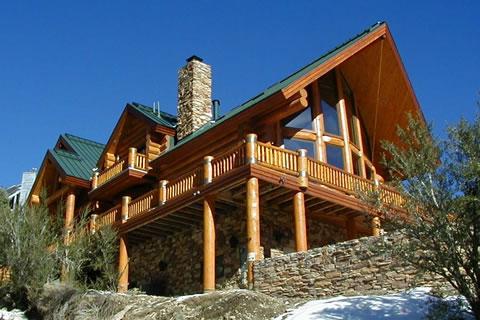 Про будівництво дерев яних будинків