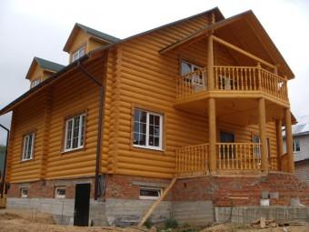 Як побудувати добротний дерев яний