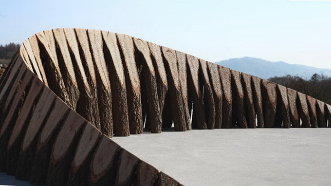 Скульптури та меблі Jaehyo Lee
