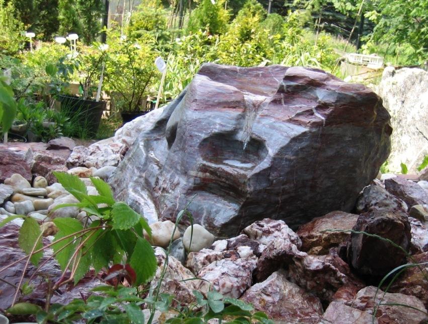 Как сделать углубление в камне