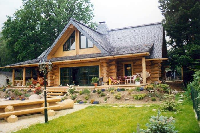 Будинки фото зруб будинок зі зрубу