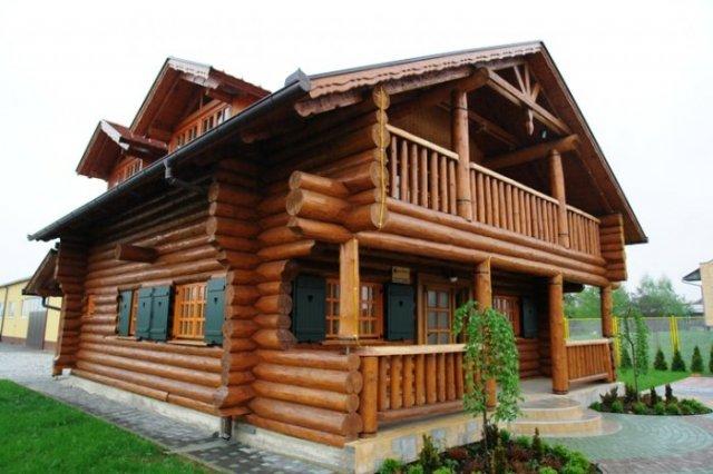 Какой материал использовать для строительства дачного домика?