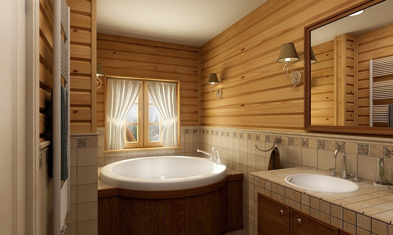 Интерьер комнат в доме фото