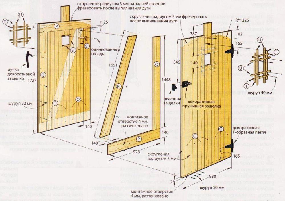 Как сделать столбы для ворот