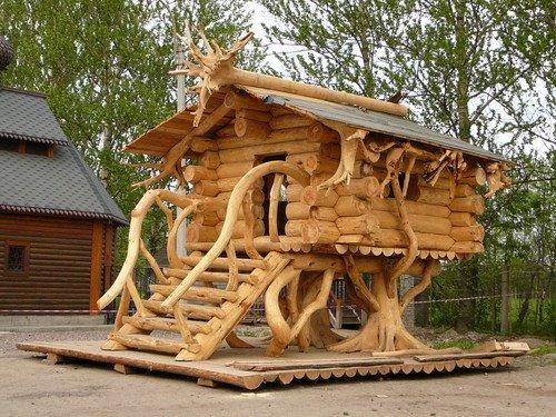 Яким бути дерев яному будинку