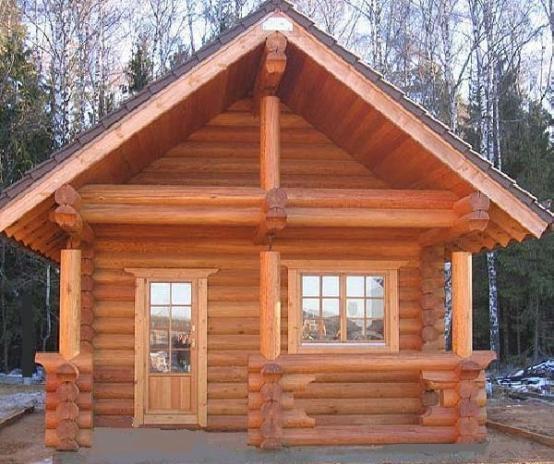 Скільки коштує дерев яний будинок