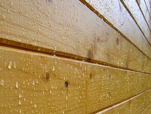 При будівництві дерев яного будинку