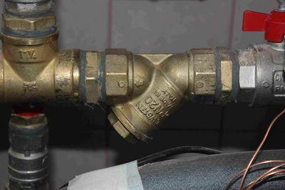 некоторых элементом как выглядит заменяеемая труба холодной воды где тут рассказывала