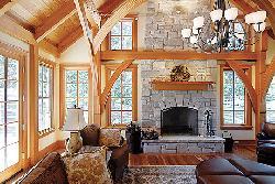 Дерев яний зруб або каркасний будинок