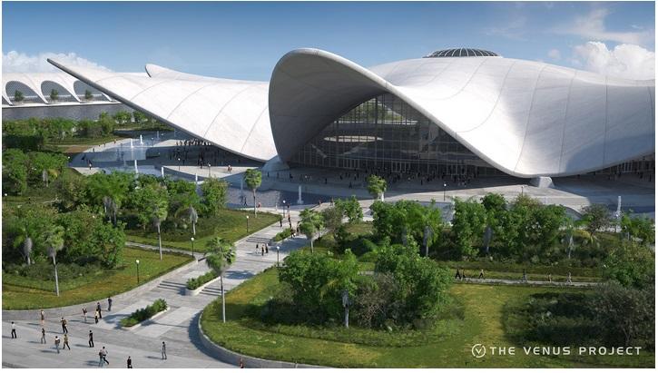 Проект Венера пропонує новий дизайн міст і суспільства