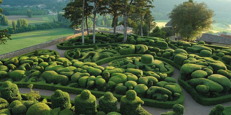 15 найбільш незвичних садів світу