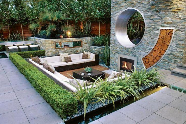 Ландшафтний дизайн: стилі та напрями. Частина 2