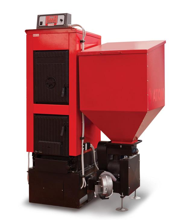 ATON TTK EcoMatic 30-40 кВт