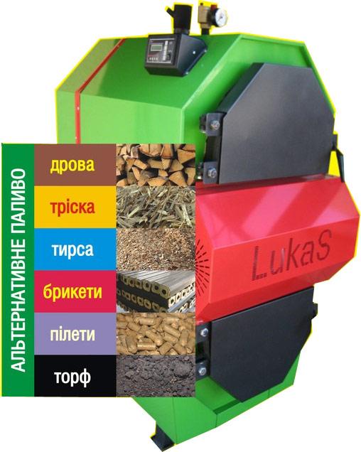 Gazpromkomplekt Lukas 18-200 кВт