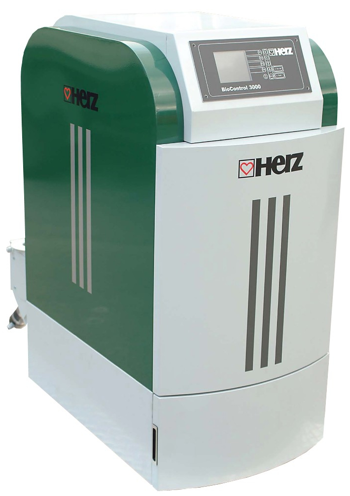 HERZ Pelletstar 3-62 кВт