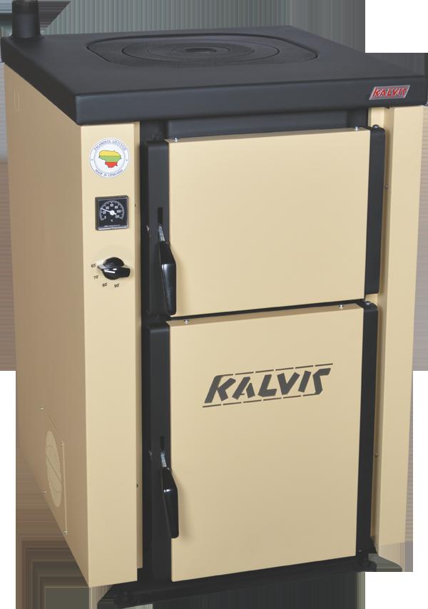 KALVIS Котел плита K-4B1 13 кВт