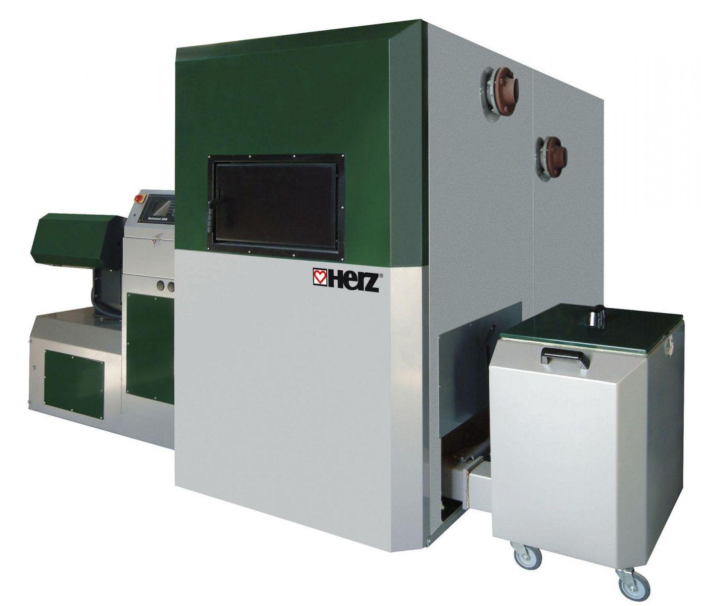 HERZ BioMatic 54-500 кВт