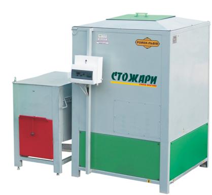 ROJEK Стожари - газогенератори 100-2000 кВт