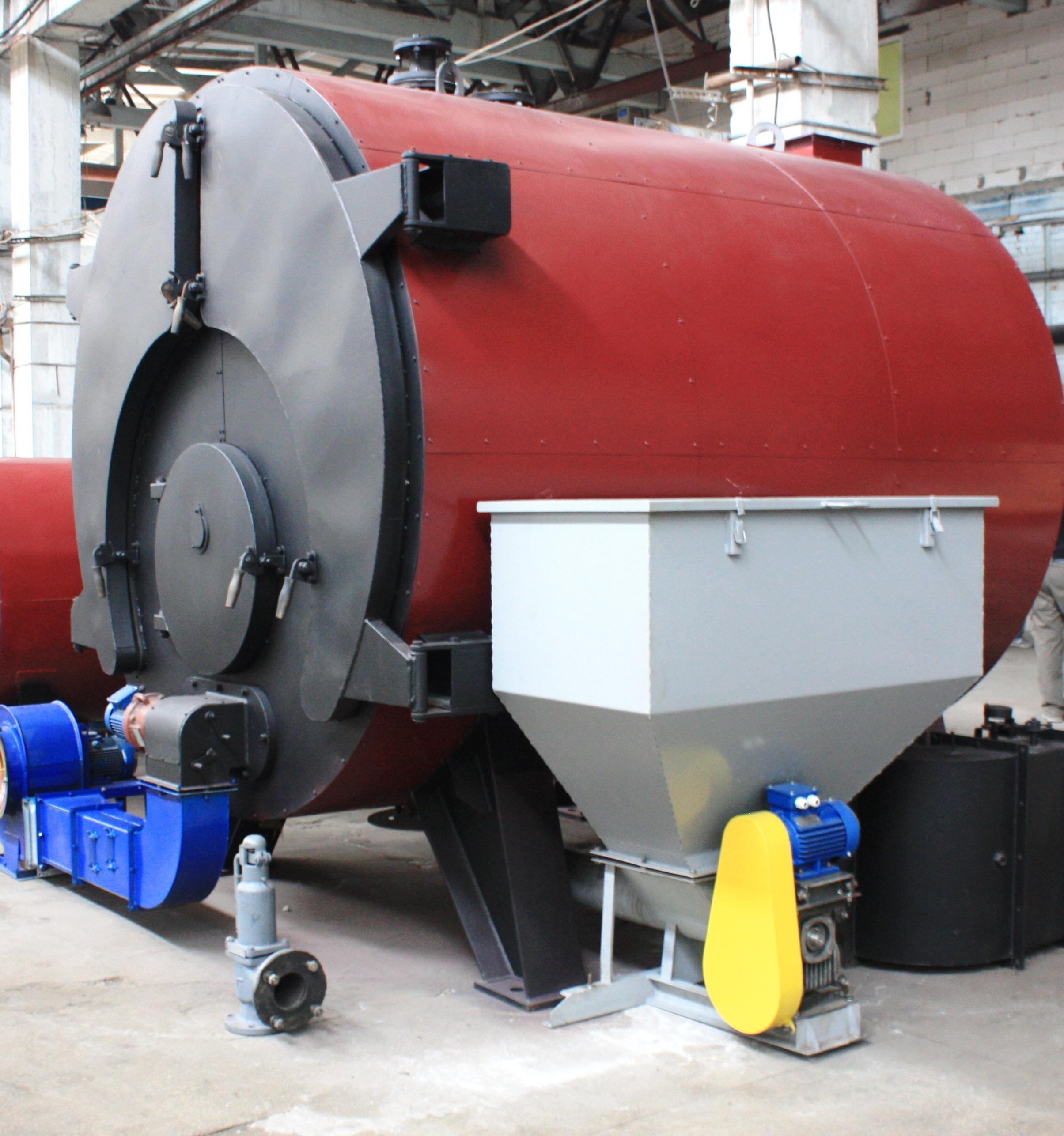 Denasmash Власна Енергія 98-2000 кВт