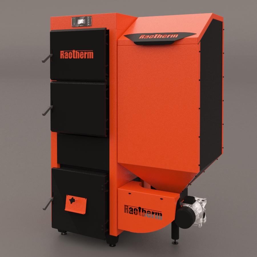 Raotherm Eko Duo line 12-75 кВт