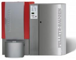 HARGASSNER WTH - котел на пеллетах 45-200 кВт