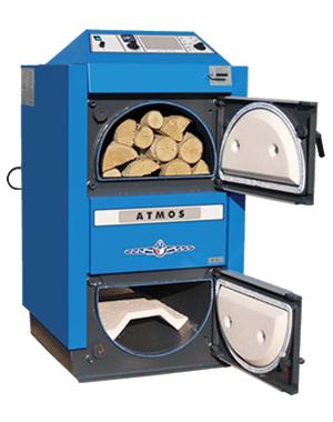ATMOS DC, древесина 15-100 кВт