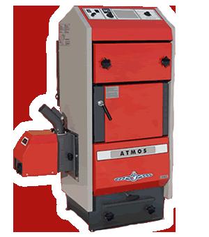 ATMOS DP, пеллетный 4-45 кВт
