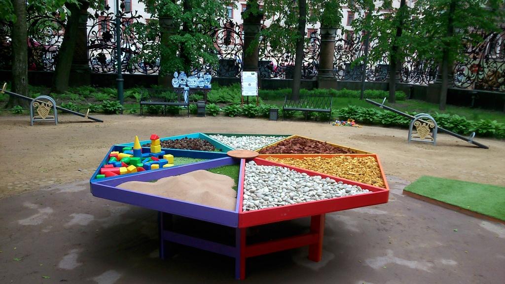 Идеи оформления детской площадки для детского сада своими руками 361