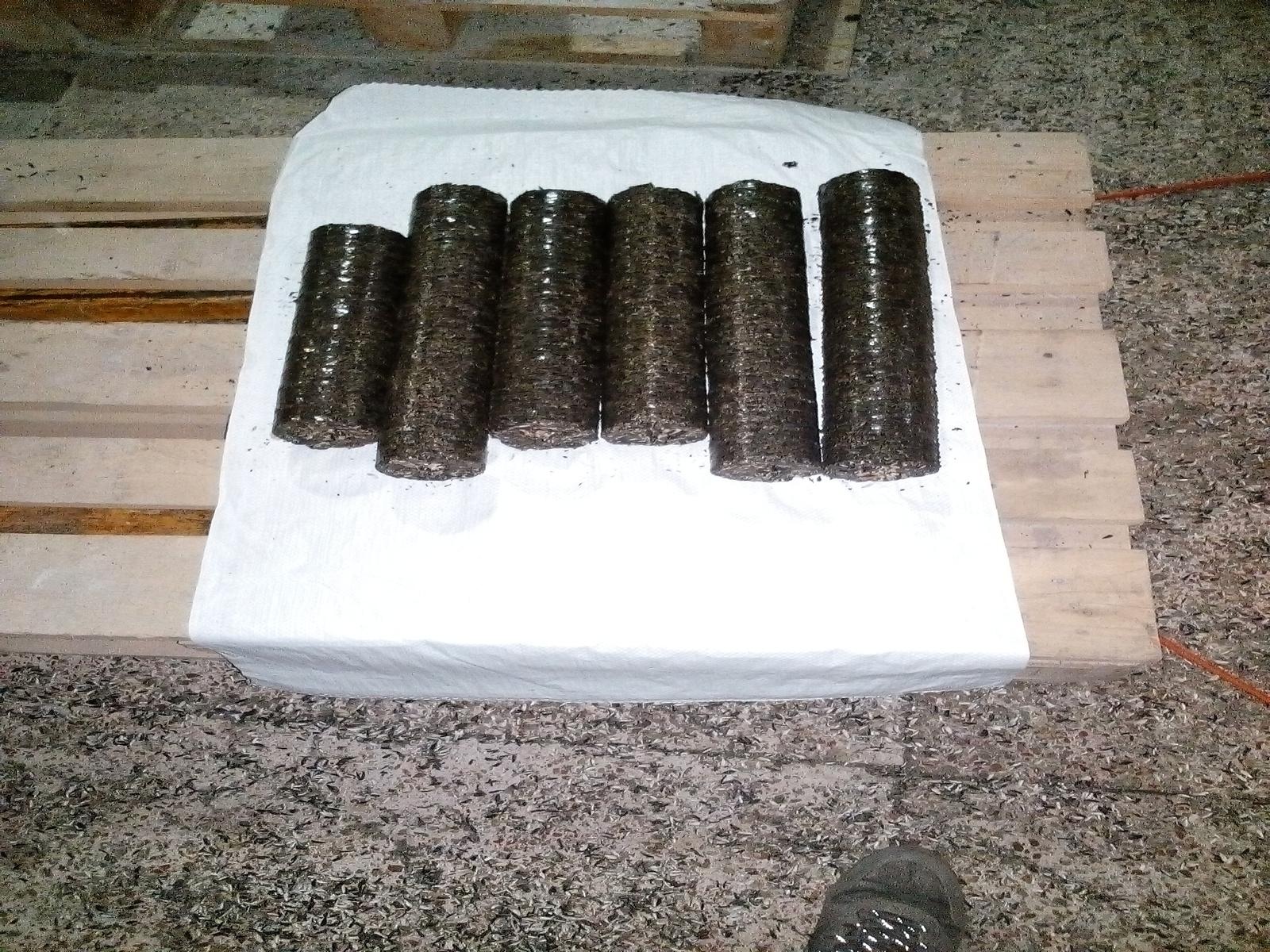 Топливные брикеты своими руками, домашнее изготовление 42