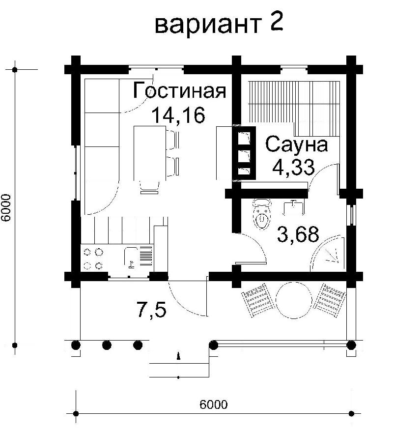 Плани та фасади