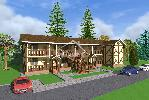 Проект: Отели, гостевые, кафе