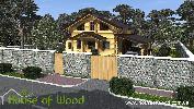 Проект: Оциліндрована колода