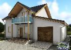Проект: Будинки з sip-панелей