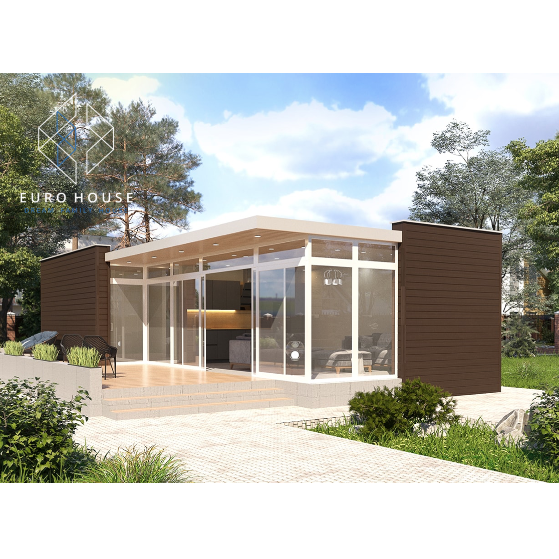 Проект: Готелі, гостьові, кафе