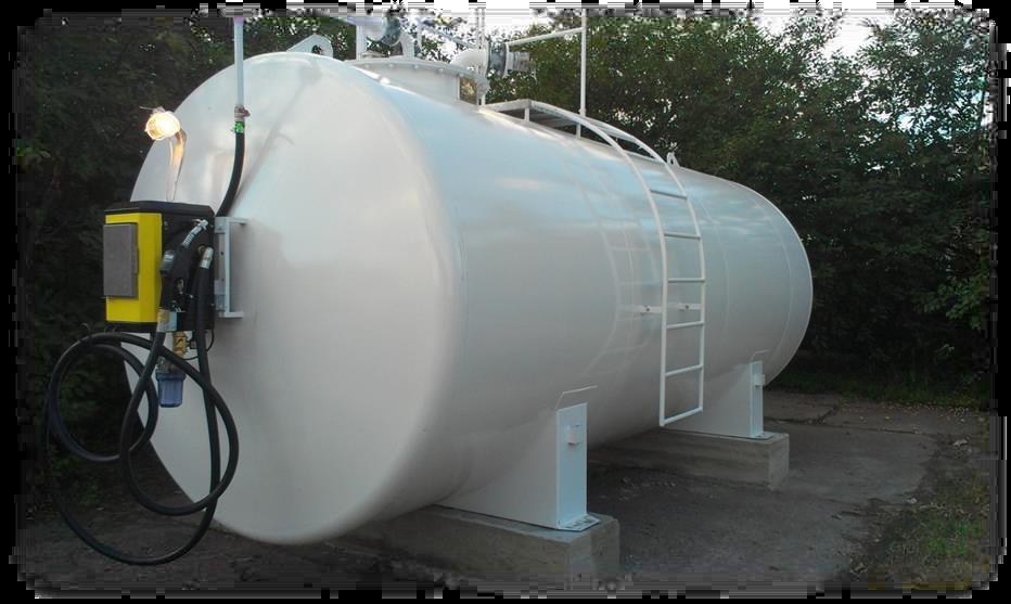 нужен ли аварийный резервуар для топливного модуля котельной