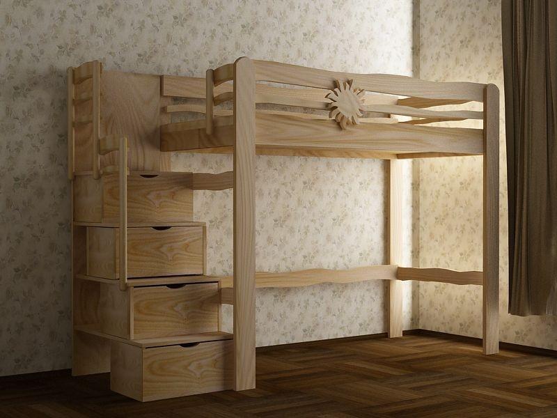 Мебели из натурального дерева камилла