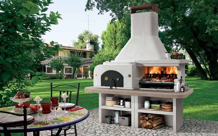 for Outdoor kitchen selber bauen