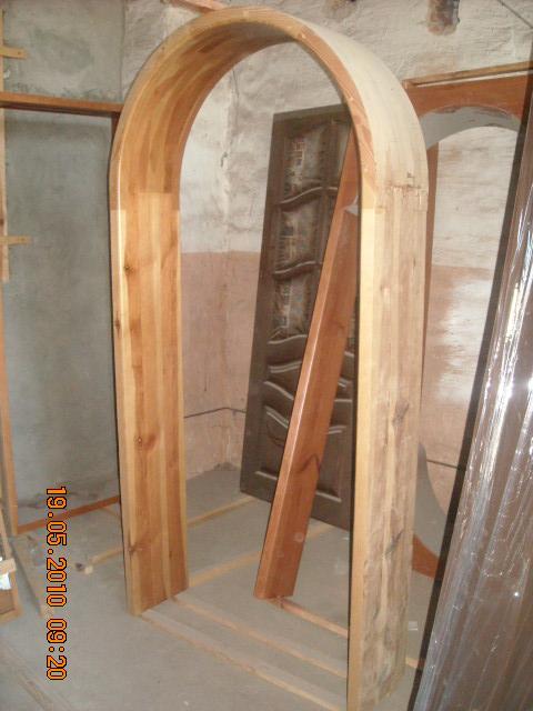 Межкомнатные арки своими руками в деревянном доме фото 7