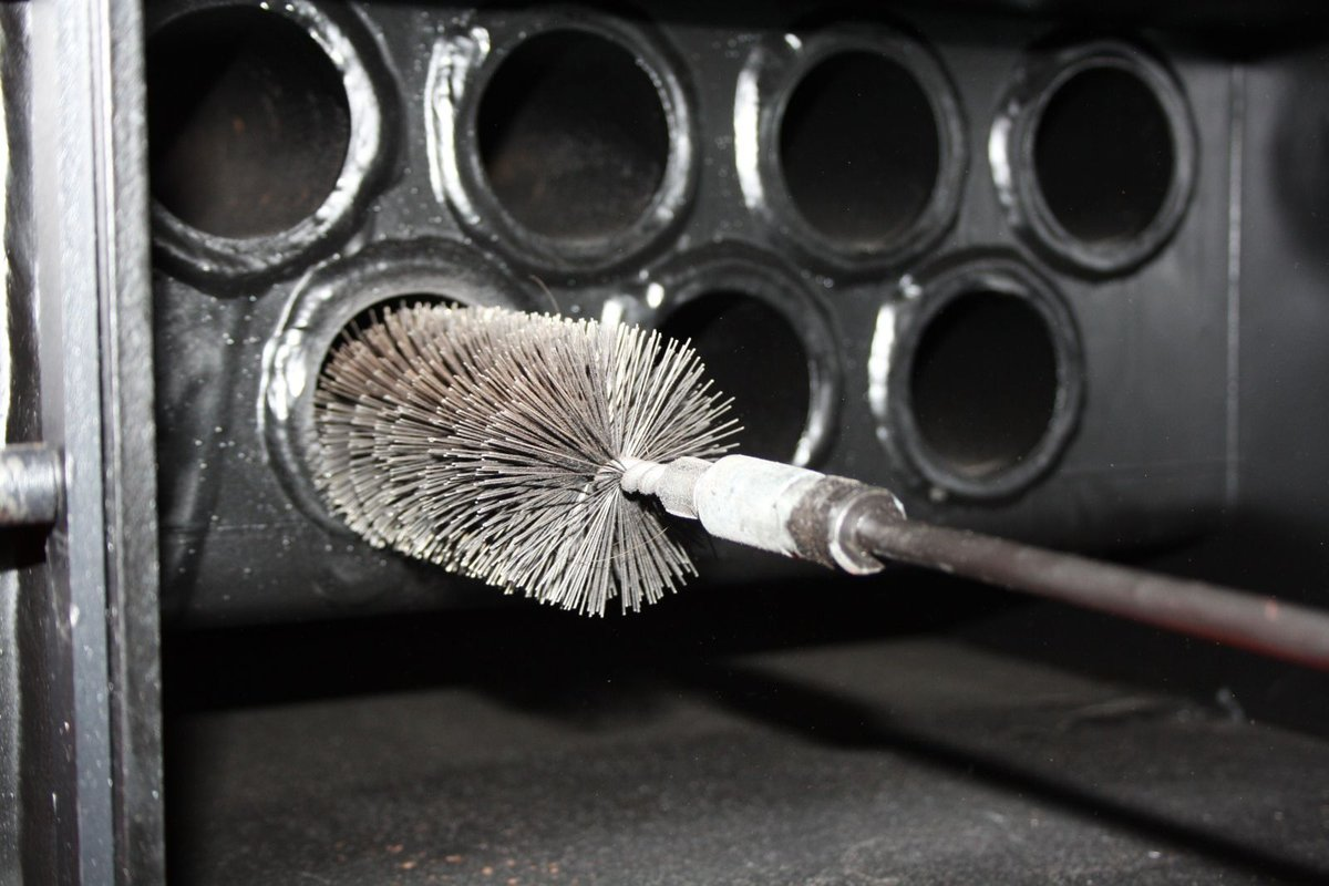 Почему газовый котёл забивается сажей