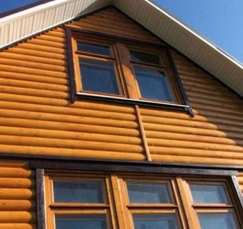 Nátrubovanie drevených domov