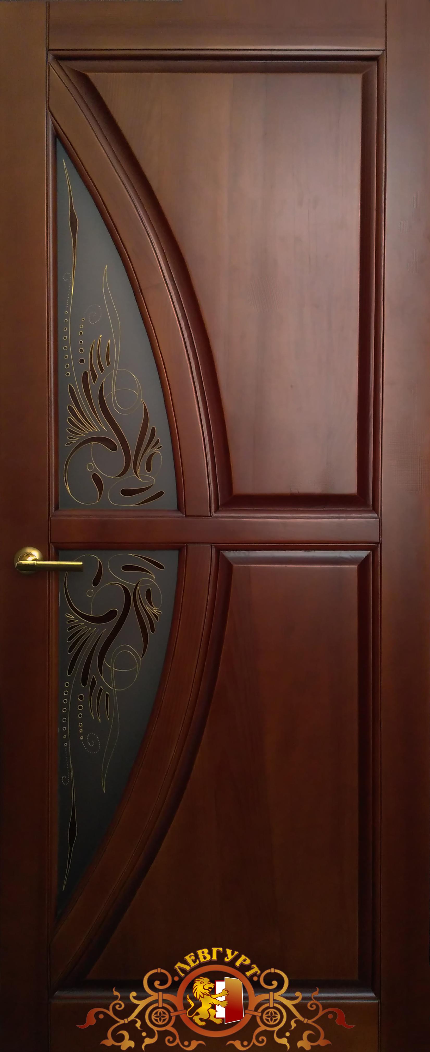 виготовляємо деревяні міжкімнатні двері сосна вільха двері